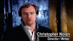 The Dark Knight in IMAX — Christopher Nolan, Writer/Director