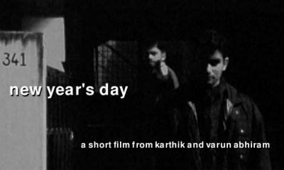 New Year's Day, a short film directed by Karthik and Varun Abhiram