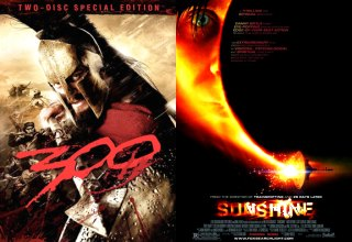 Best Movies of 2007: 300, Sunshine