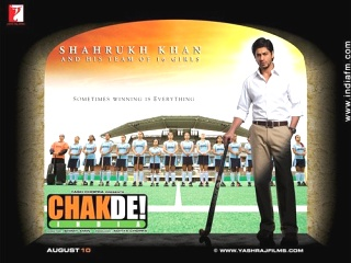 Best Movies of 2007: Chak De! India