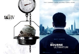 Best Movies of 2007: Saw IV, The Bourne Ultimatum