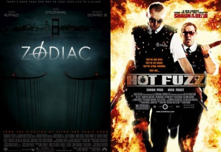 Best Movies of 2007: Zodiac, Hot Fuzz