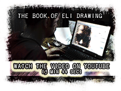 Watch The Book of Eli Drawing Video on YouTube