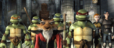 TMNT — Movie Review by Karthik Abhiram, Screenshot 1